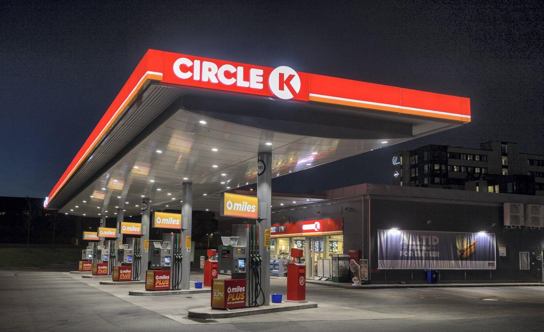"""""""Circle K"""": nuo amerikietiškos svajonės iki pasaulinio tinklo"""