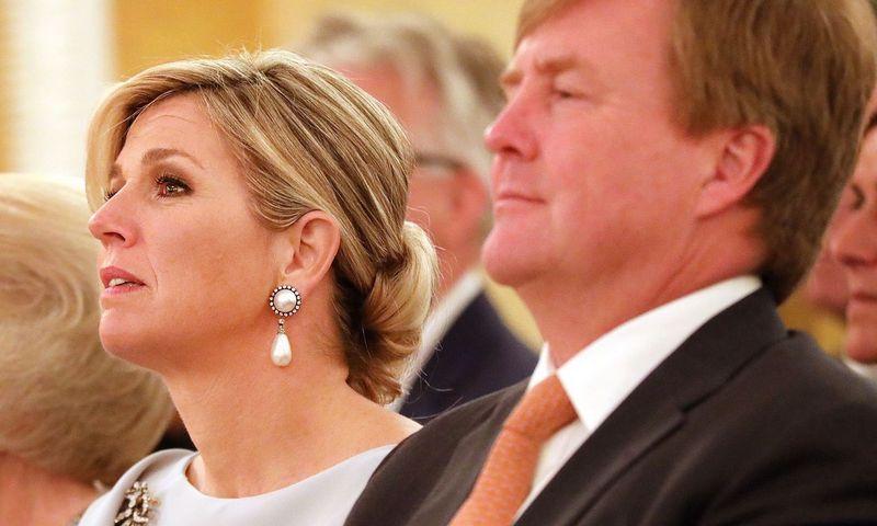 """Karališkoji Nyderlandų pora. """"Reuters"""" / """"Scanpix"""" nuotr."""