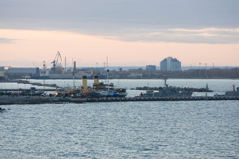 Talino jūrų uosto akcijas išplatino po 1,7 Eur