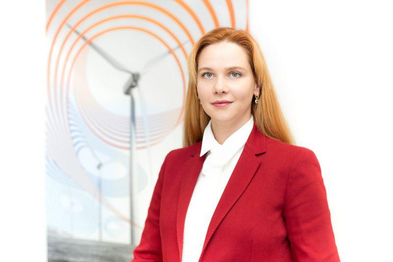 """Božena Petikonis – Šabanienė, tarptautinės personalo atrankos ir laikino įdarbinimo įmonės """"ManpowerLit"""" vadovė"""