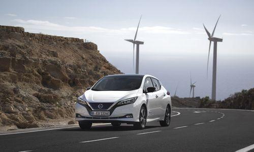 """""""Nissan"""" pažangaus mobilumo vizija lydi visas inovacijas"""