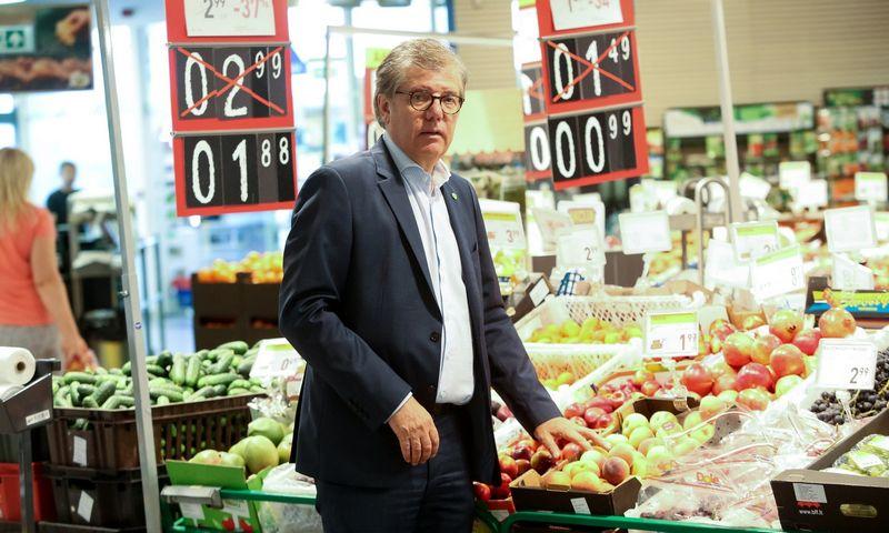 """Gerardas Rogas, """"Palink"""" generalinis direktorius. Vladimiro Ivanovo (VŽ) nuotr."""