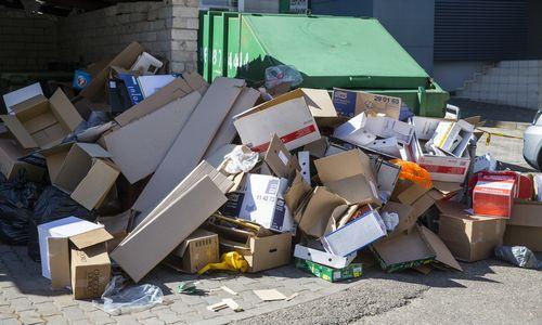 Už ne laiku išvežtas atliekas sostinės vežėjams žada baudas