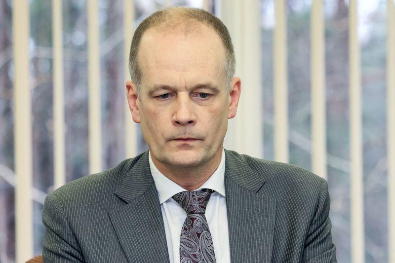 Giedrius Viliūnas, švietimo ir mokslo viceministras. Dariaus Versecko (VŽ) nuotr.