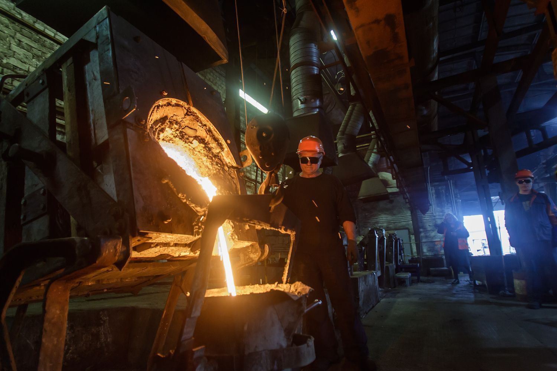 Venesuela milijonus Baltarusijai grąžina geležimi