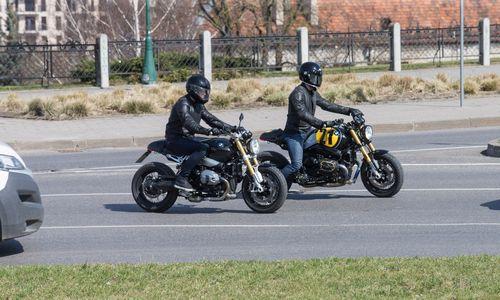 Draudikai: žymiai išaugo motociklininkųavarijų skaičius