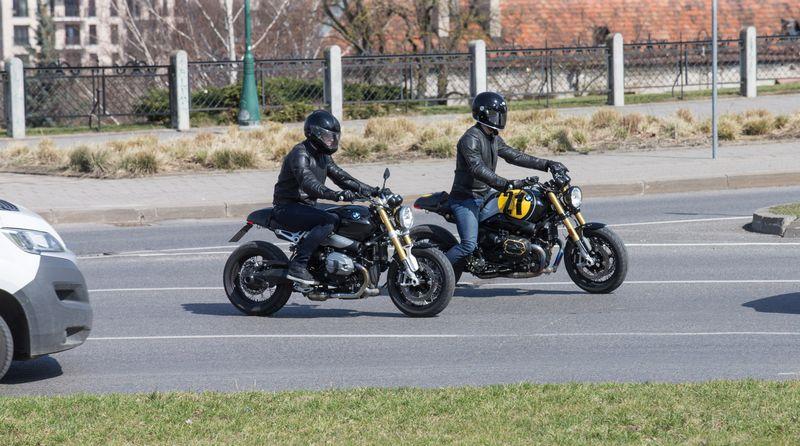 Motociklininkai. Juditos Grigelytės (VŽ) nuotr.