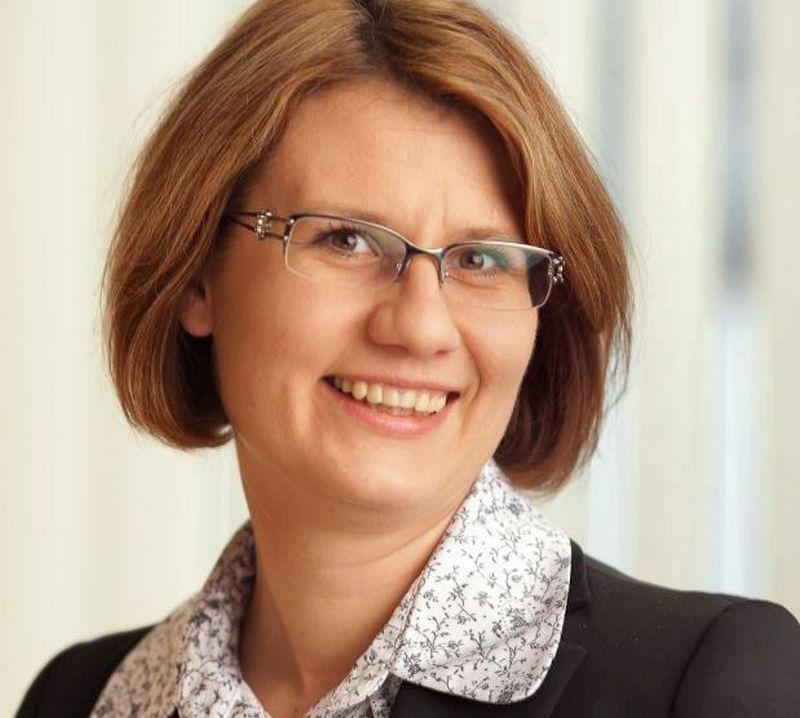 """Jurgita Šlekytė, """"Maxima grupės"""" stebėtojų tarybos narė ir pirmininkė. Bendrovės nuotr."""