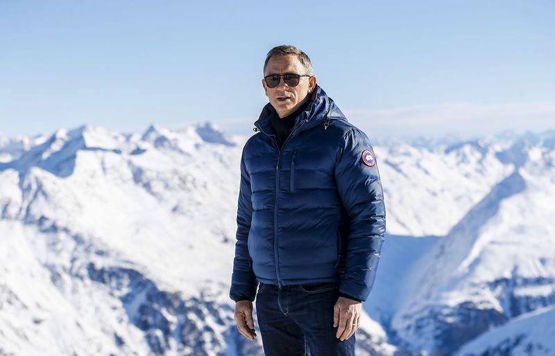 """Naujasis muziejus liepą bus atidarytas slidinėjimo kurorte, kuriame buvo kuriamas filmas """"Spektras"""" su Danieliu Craigu. """"Reuters"""" / """"Scanpix"""" nuotr."""
