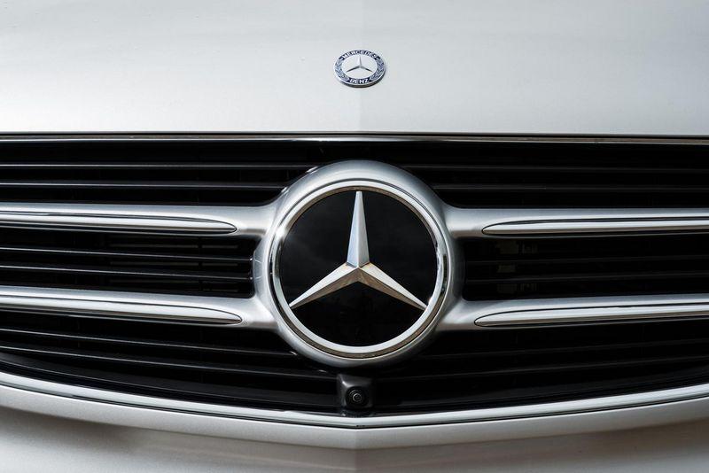 """""""Daimler"""" įpareigotas iš automobilių programinės įrangos pašalinti neleistinas funkcijas. """"Daimler AG"""" nuotr."""
