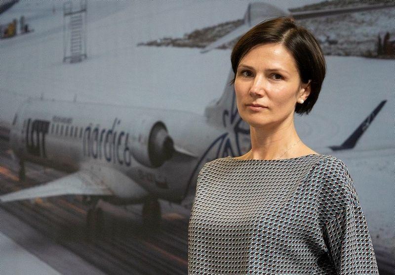 Laura Joffe, LOU vykdomoji direktorė. Milvydo Mažono / LOU nuotr.