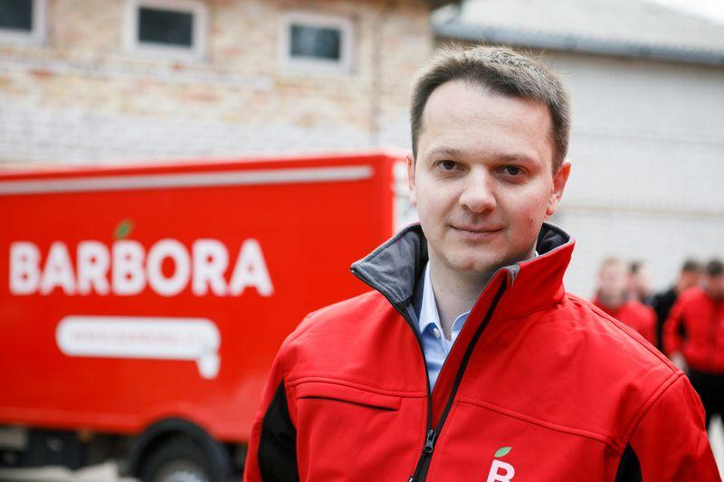 """Tomas Kibildis, """"Barboros"""" direktorius. Eriko Ovčarenkos (""""15min"""") nuotr."""