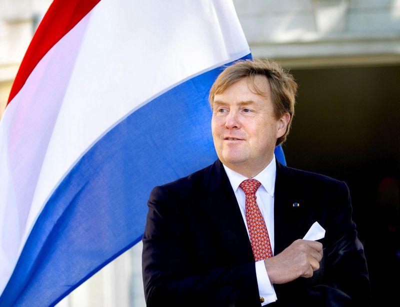 Nyderlandų karalius Vilemas Aleksandras. PPE/SIPA/Scanpix nuotr.