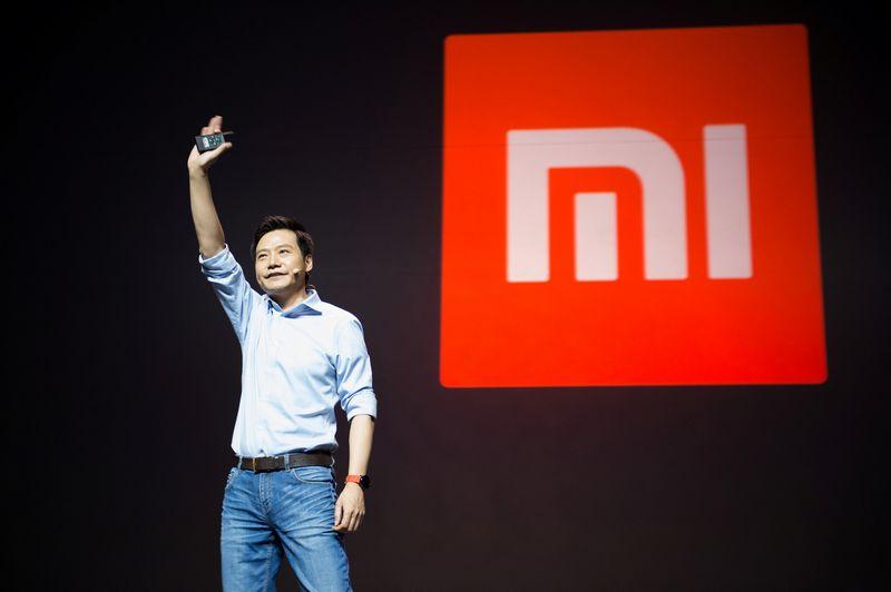 "Lei Junas, ""Xiaomi"" įkūrėjas ir vadovas. (""Reuters""/""Scanpix"") nuotr."