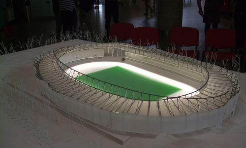 Kauno stadioną rekonstruos turkai