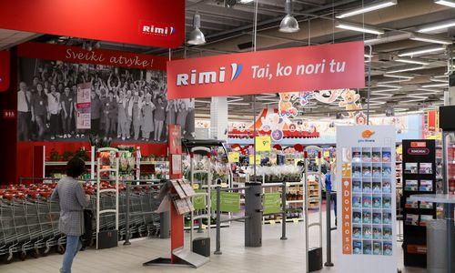 """""""Rimi Lietuva"""" patyrė 2,8 mln. Eur nuostolių"""