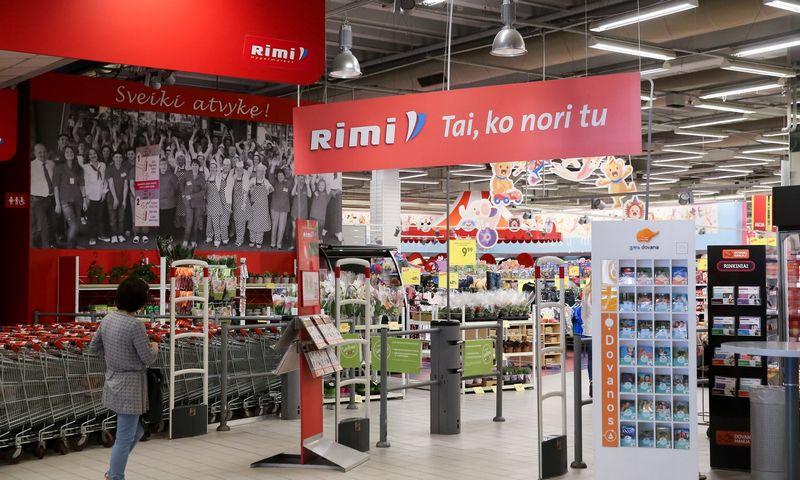 "Hyper ""Rimi"" parduotuvė Vilniuje, Savanorių pr. Vladimiro Ivanovo (VŽ) nuotr."