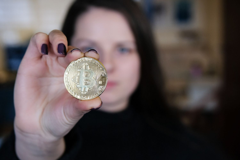 Bitkoino kaina kiek atšoko