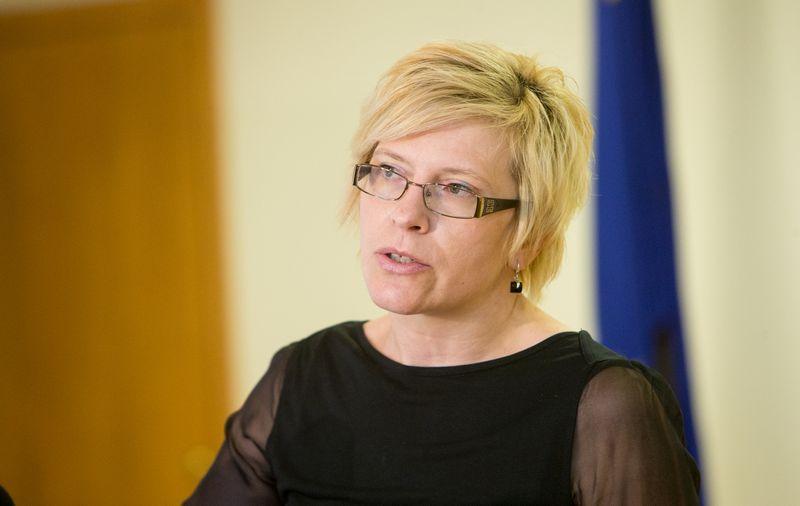 Ingrida Šimonytė, Seimo narė. Juditos Grigelytės (VŽ) nuotr.