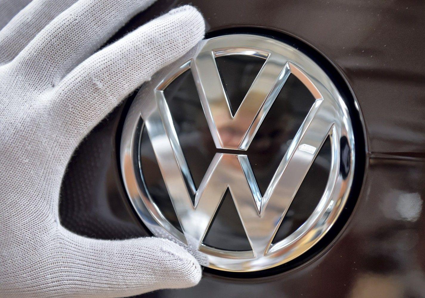 """Vokietijoje """"Volkswagen"""" sulaukė vienos didžiausių baudų šalies istorijoje"""