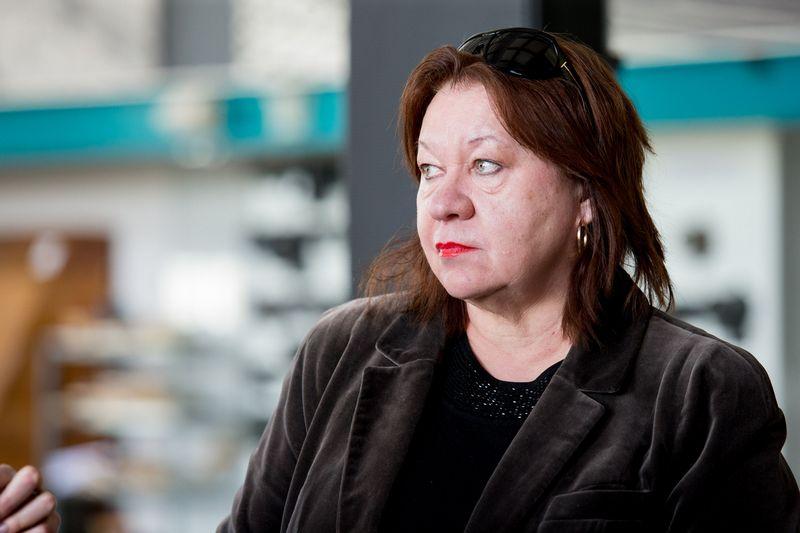 """Rūta Skyrienė, asociacijos """"Investuotojų forumas"""" vykdomoji direktorė: """"Jei siūlymai netinka ne tik opozicijai, bet ir valdantiesiems, aš premjero vietoje rimtai pagalvočiau, ar neverta trauktis.""""  Juditos Grigelytės (VŽ) nuotr."""