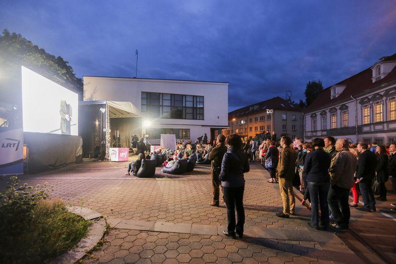 """""""Kultūros nakties"""" festivalis kasmet birželį vyksta visose Europos sostinėse. Irmanto Gelūno (""""15min"""" / """"S"""