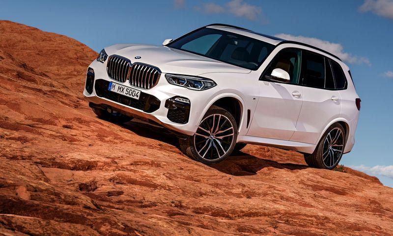 Naujasis BMW X5. Gamintojo nuotr.