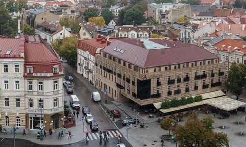 Aukcione parduota buvusi konservatorių būstinė Vilniaus senamiestyje