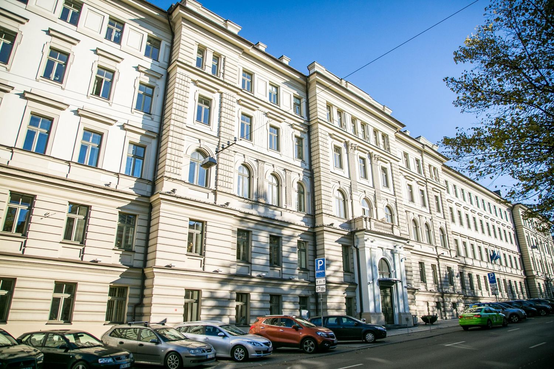 """""""Lietuvos geležinkelių"""" būstinėje įžvelgia galimybę konversijai į būstus"""