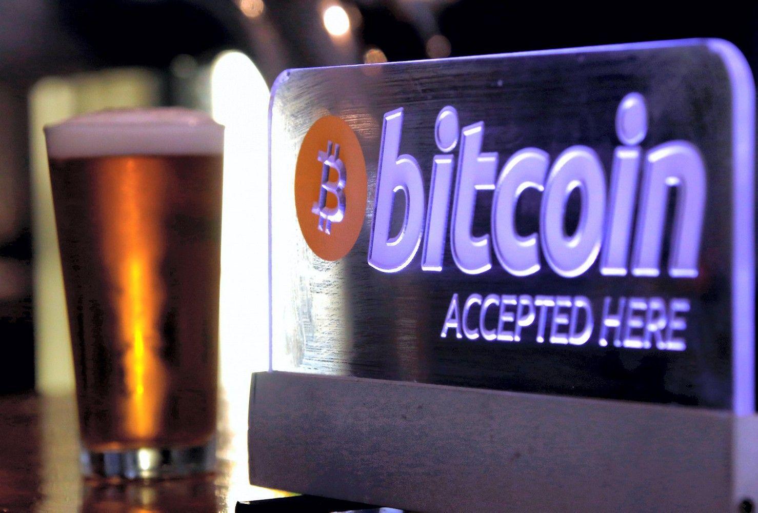 Kai kurieSlovėnijos prekybos centrai priims bitkoinus