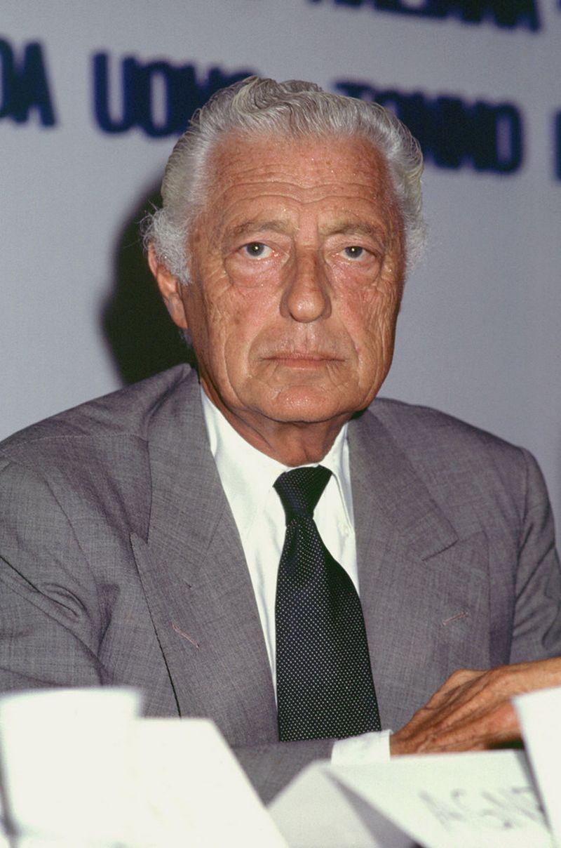 """Daugelis italų manė, kad Gianni Agnelli išgelbėjo Italiją nuo komunizmo. """"Vikipedijos"""" nuotr."""