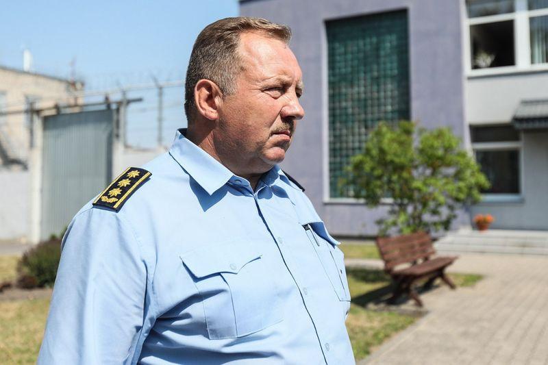 Rimantas Zaikauskas. Eriko Ovčarenko (15min.lt) nuotr.