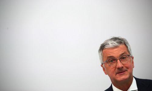 "Dyzelgeito skandale suimtas ""Audi"" vadovas"