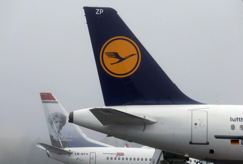 """""""Lufthansa"""" svarsto galimybęįsigyti """"Norwegian Air"""""""