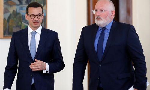 Briuselio ir Varšuvos aklavietėje progreso nėra