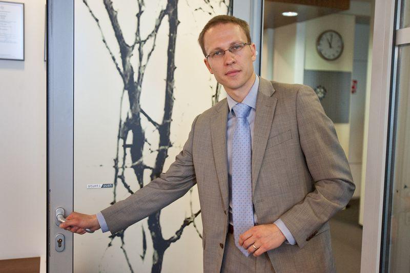 """Algirdas Pekšys, advokatų kontoros """"Sorainen"""" partneris. Herkaus Milaševičiaus (VŽ) nuotr."""
