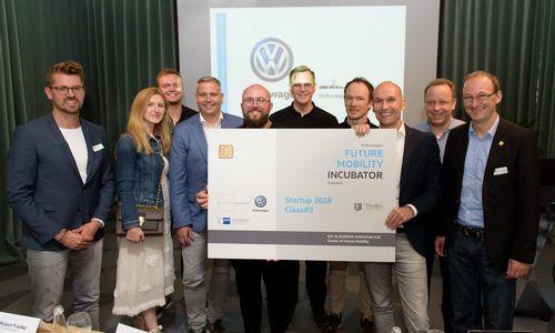 """Volkswagen"" bendradarbiaus su Lietuvos startuoliu ""carVertical"""