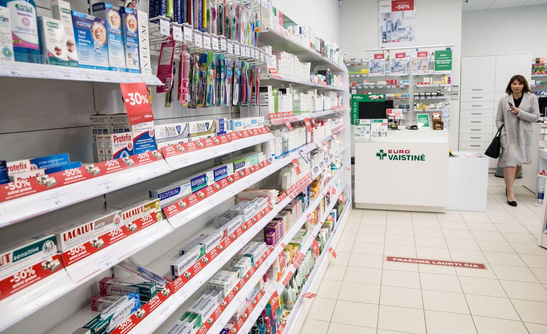 EVD: Konkurencijos taryba tiria vaistinių kainas bei susijusius įkainius