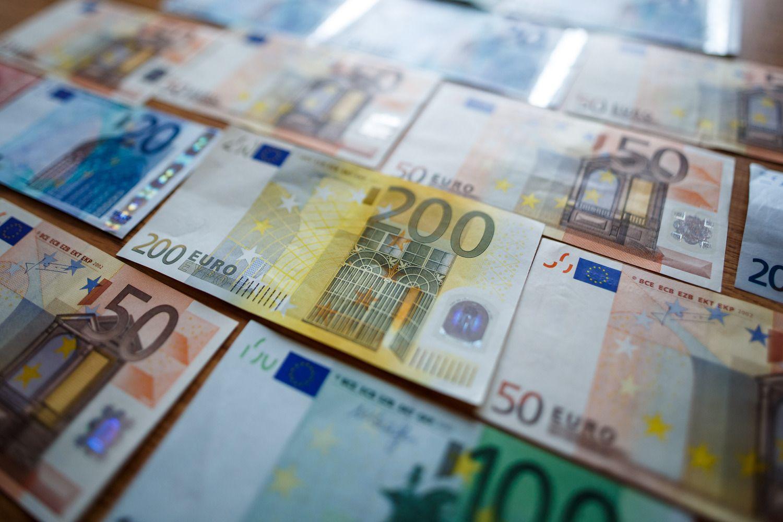 Europietiškų pinigų kapšas Lietuvai gerokai suzmeks