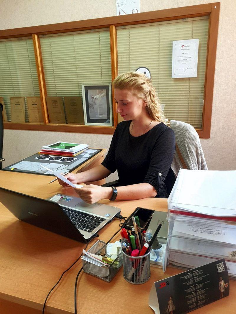 """Erika Meškienė, UAB """"Guarana"""" direktorė: """"Darbuotojų rotacija įmonėse auga: jei iš jų neišeitų darbuotojai, klientų neturėtume ir mes."""" Bendrovės nuotr."""