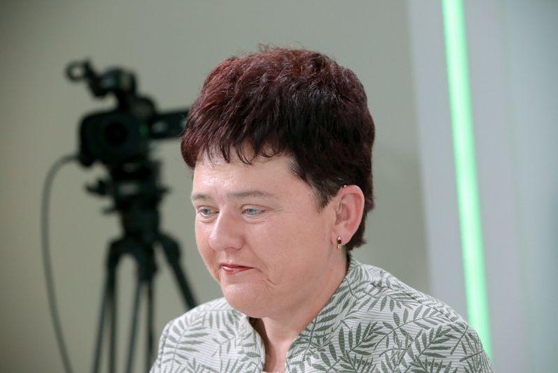Diana Varnaitė. Vidmanto Balkūno (15min.lt) nuotr.