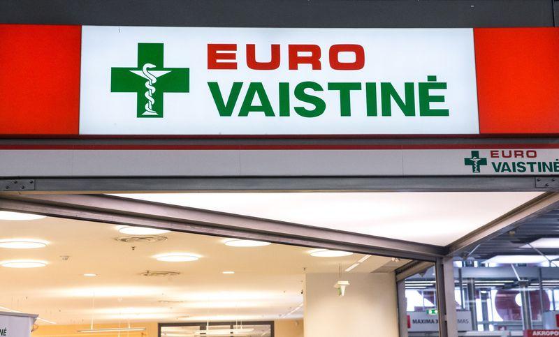 """""""Euroapotheca"""" plėstis į Švediją ir tapti vaistinių tinklų konsoliduotoju sugalvojo po to, kai pati savo vertę """"pasitikrino"""" pas potencialius pirkėjus.  Juditos Grigelytės (VŽ) nuotr."""