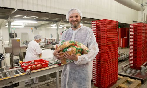 """""""Vilniaus duona"""" auga, bet apie plėtrą svarsto atsargiai"""