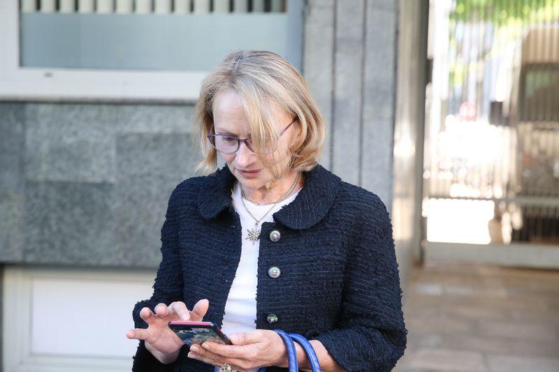 """Lyda Lubienė, """"Achemos grupės"""" akcininkė. Vladimiro Ivanovo (VŽ) nuotr."""