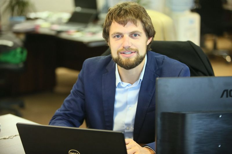 "Jurgis Kovas, UAB ""Biuro Baltic"" generalinis direktorius"