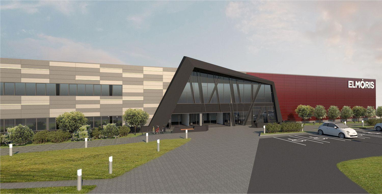 """""""Elmorio"""" investicija – 40 mln. Eur vertės gamykla"""