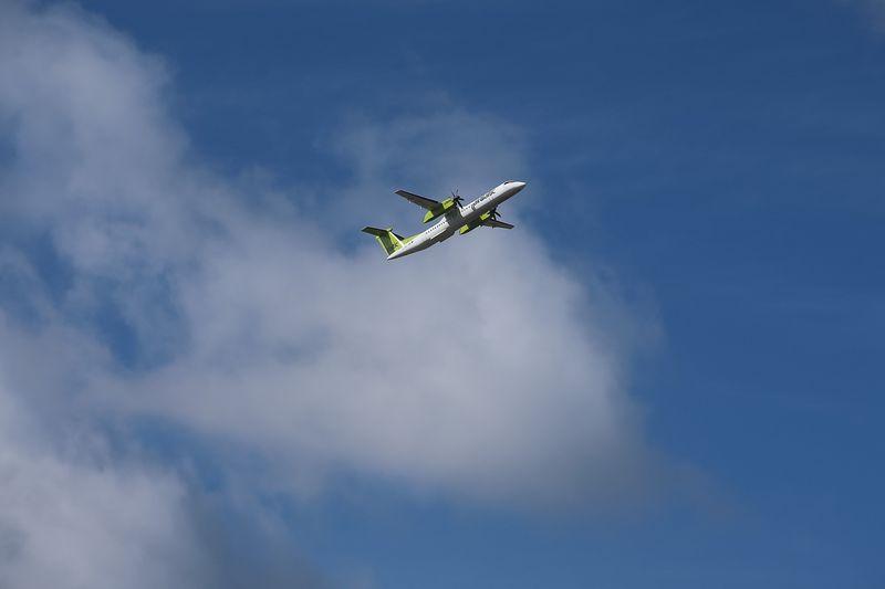 Naujas lėktuvų navigacijos sektorius prisitaikys prie intensyvėjančio lėktuvų srauto.  Vladimiro Ivanovo (VŽ) nuotr.