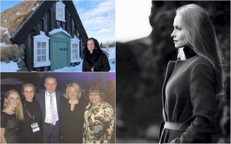 Portretas: verslo lyderystės islandus moko lietuvė,niekada nenorėjusi būti lydere