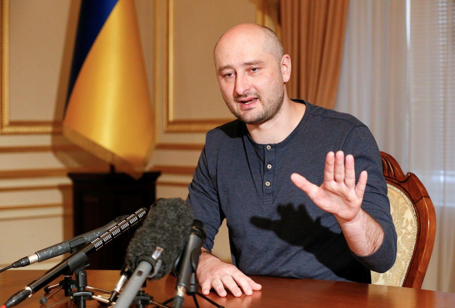 Linkevičius Ukrainoje susitiko su Babčenko