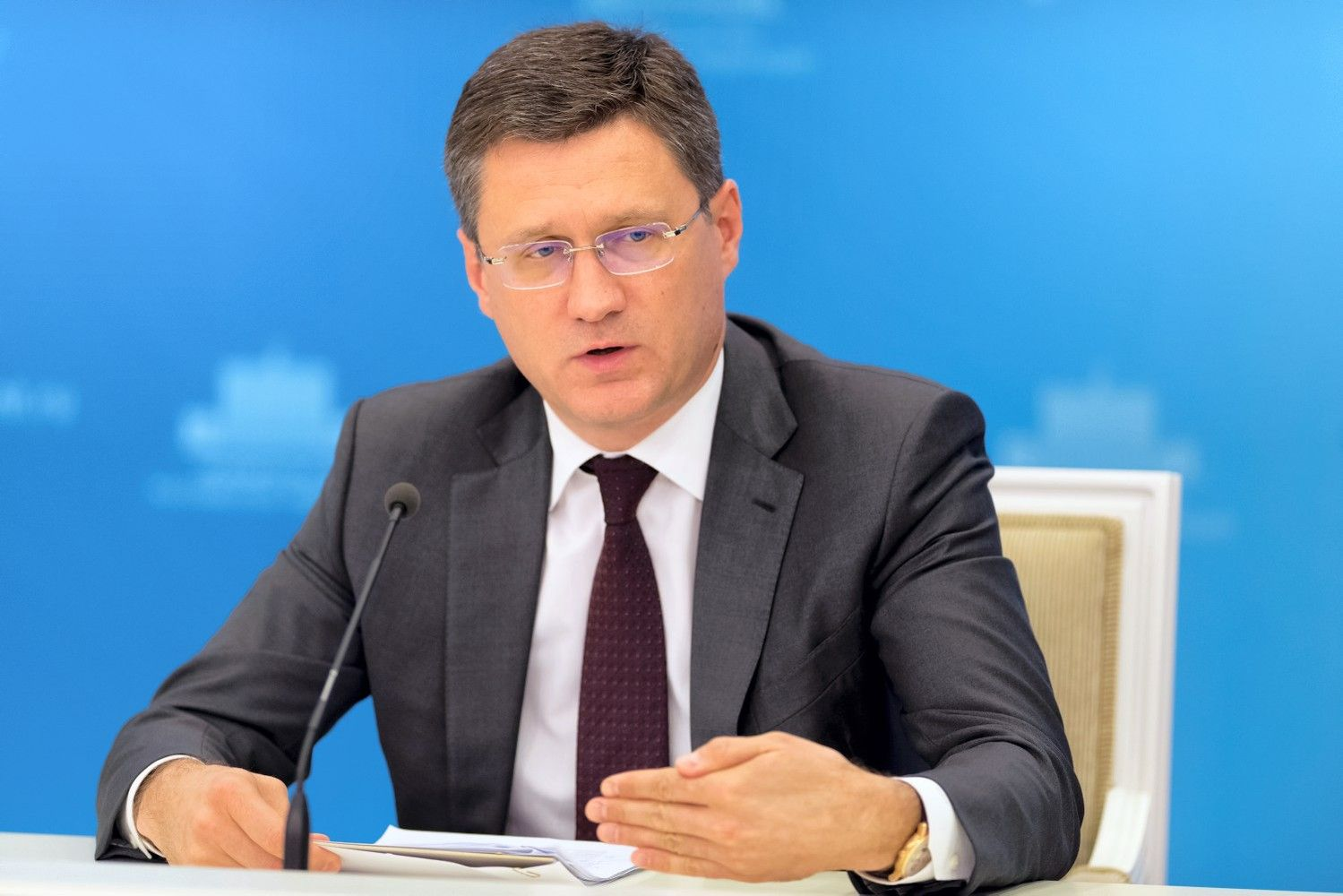 Įvardijo, kokia dalis naftos gavybos padidėjimo teks Rusijai